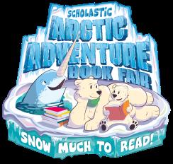 14531 18-19 Arctic Adventure Book Fair F19 Logo FINAL HIRES SMALL