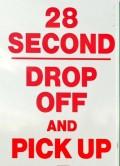 28 sec dropoff